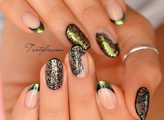 Nail art original